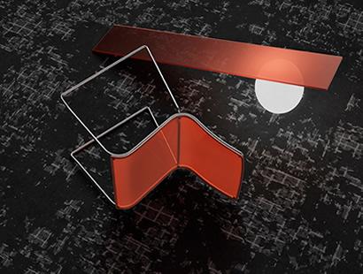 Ambiente com Carpete em Placa Layout 3 Capa