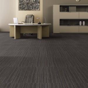 Ambiente com Carpete em Placa Linea