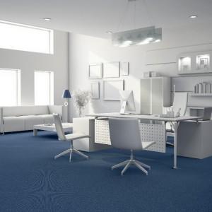 Ambiente com Carpete em Rolo Mistral