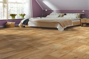 Ambiente com Piso Vinílico Tarkett Imagine Wood