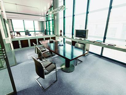 Ambiente com Piso Vinílico Tarkett em Régua Ambienta Square Coleção Textile 24043011