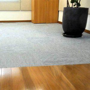 Ambientes com Carpete em Placa Project PVC Pão de Açucar 1507 1