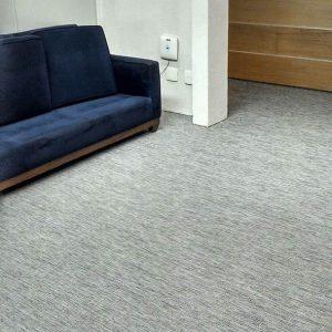 Ambientes com Carpete em Placa Project PVC Pão de Açucar 1507 5