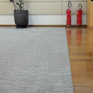 Ambientes com Carpete em Placa Project PVC Pão de Açucar