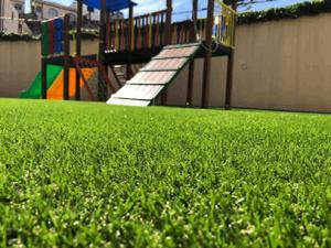 Ambiente da Grama Sintetica Soft Grass 1