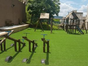 Ambiente da Grama Sintetica Soft Grass 2